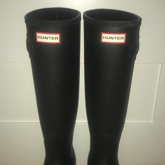 f7218640ad1 Hunter Women's Original Tall Rain Boots